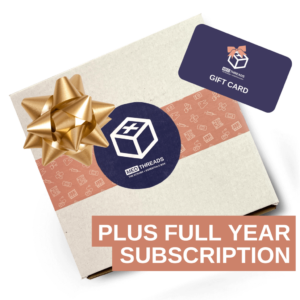 MedThreads Gift Box With Annual Subscription
